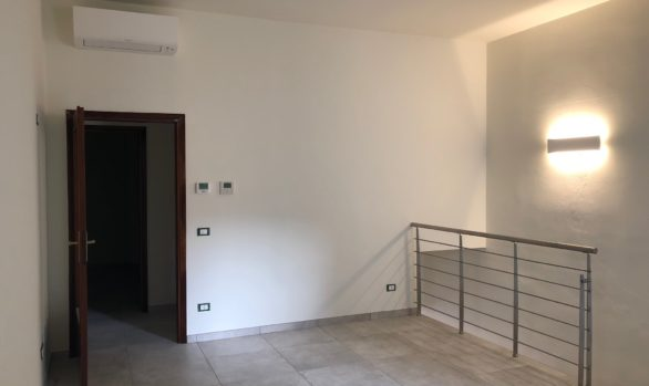 Ristrutturazione di due appartamenti a FERRARA