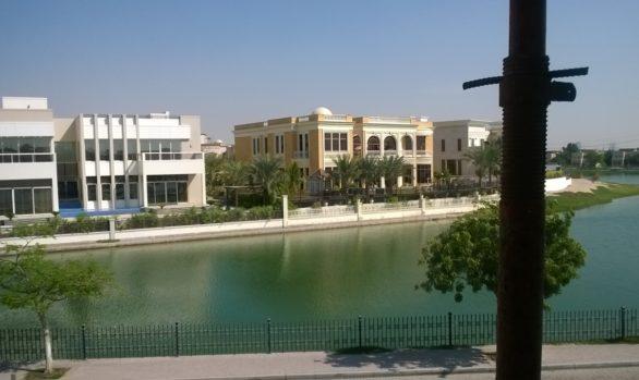 Interior design Emirates hills villa DUBAI (UAE)