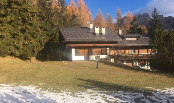 Ristrutturazione appartamento in montagna a CORTINA d'AMPEZZO