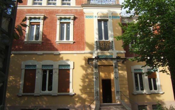 Restoration of Villa Amalia FERRARA