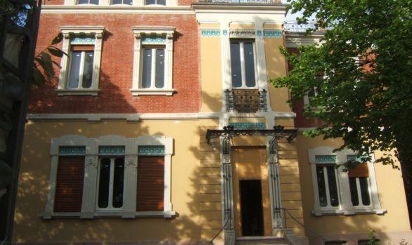 Restauro di Villa Amalia a FERRARA
